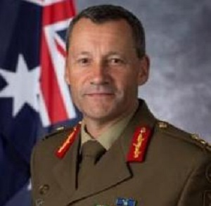 Maj Gen Stephen Porter AO (Retired)
